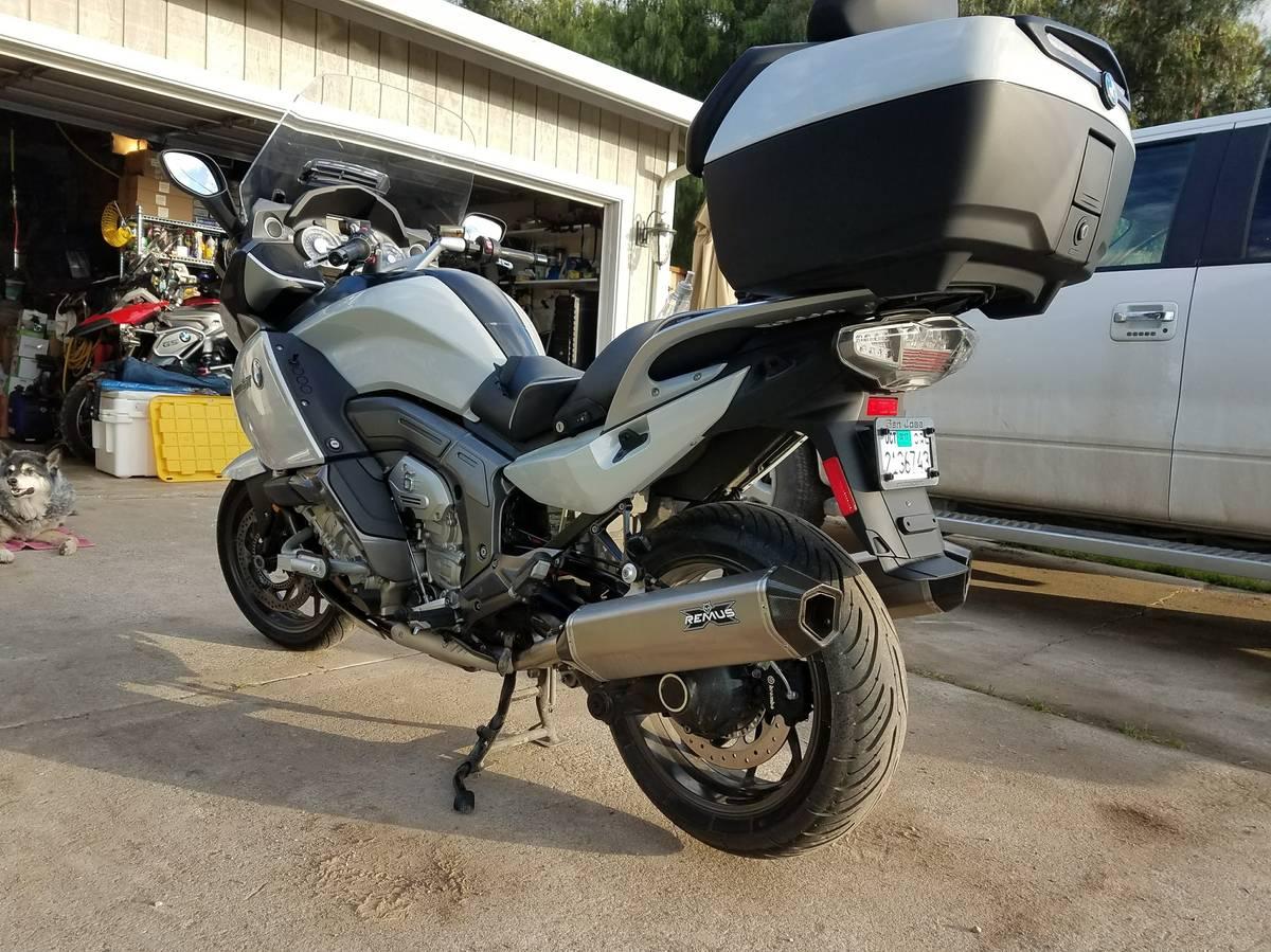Bmw San Jose >> 2012 bmw k1600gt - BMW K1600 Forum : BMW K1600 GT and GTL Forums