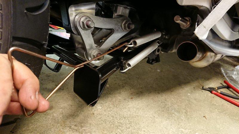 BMW Of Wilmington >> DIY center stand mount on K1600B - BMW K1600 Forum : BMW ...