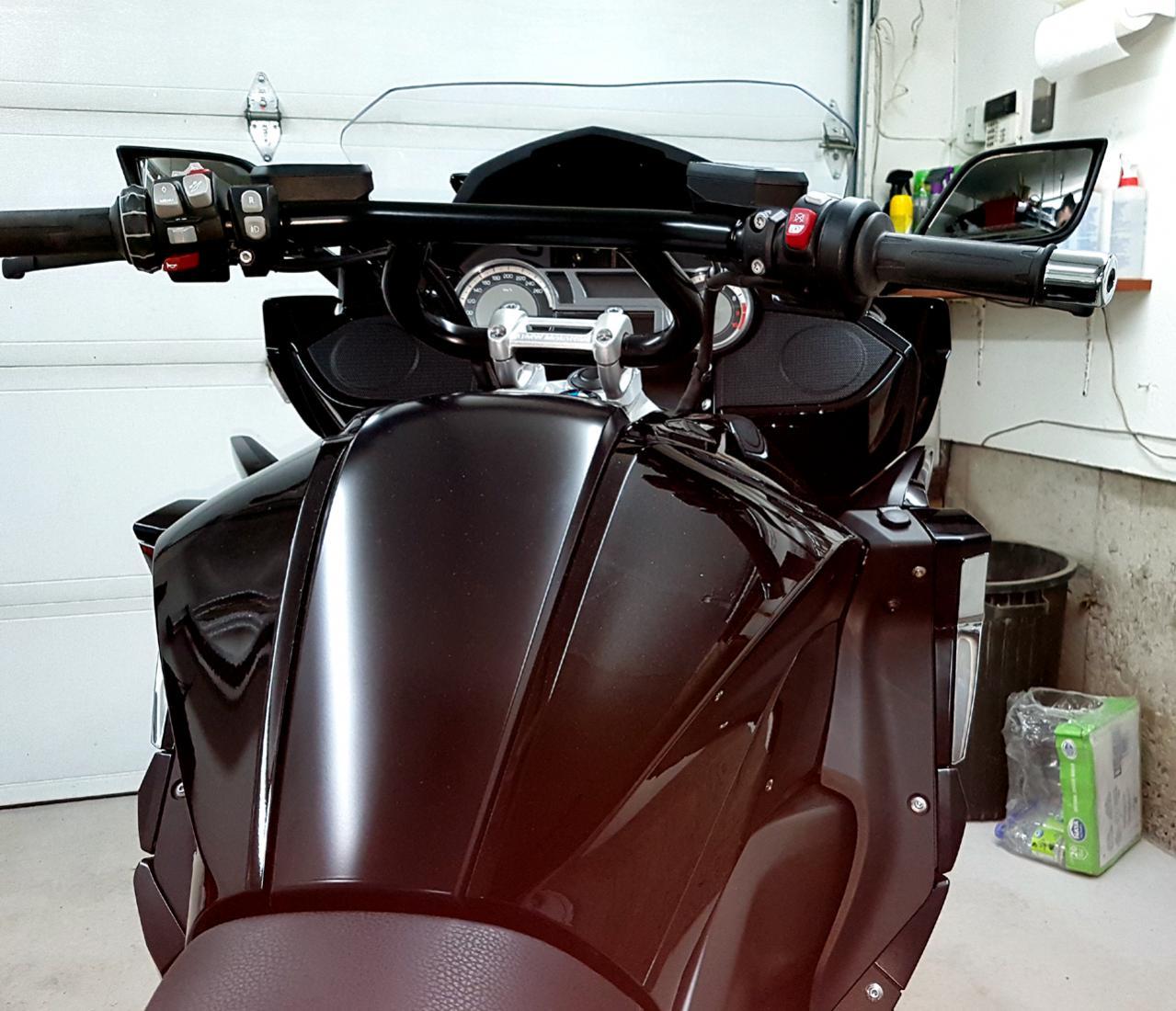 K1600B fairing removal - BMW K1600 Forum : BMW K1600 GT and GTL Forums