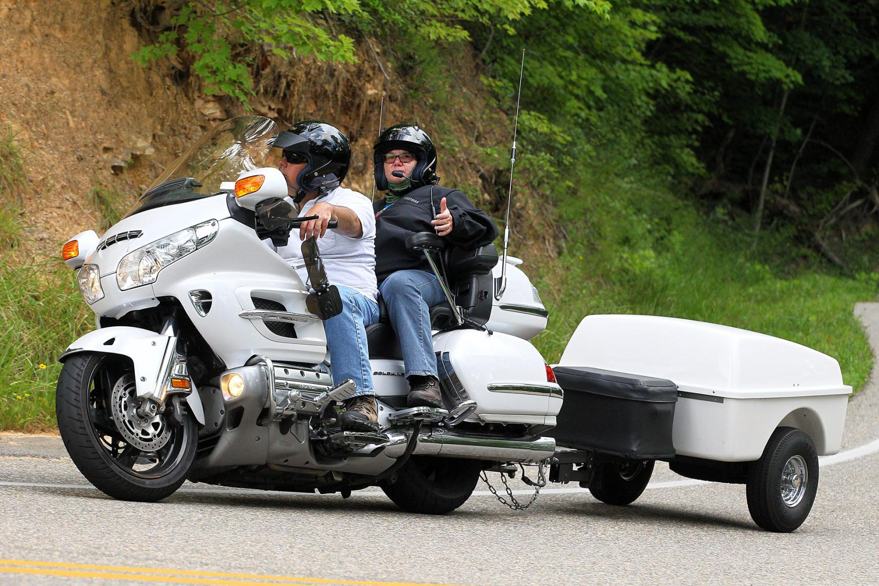 K1600 VS. Honda Goldwing Reliability - Page 5 - BMW K1600 ...