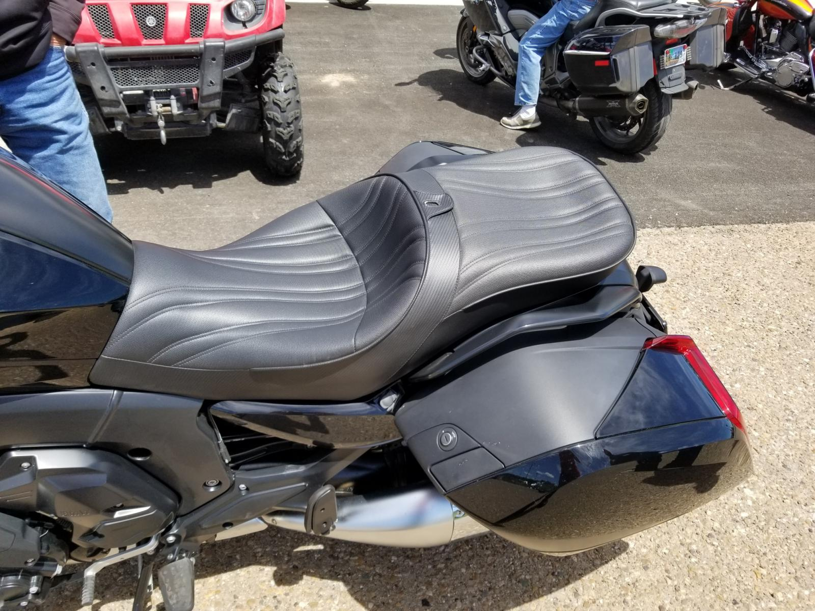 "Corbin Seat for a ""B"" - BMW K1600 Forum : BMW K1600 GT and ..."
