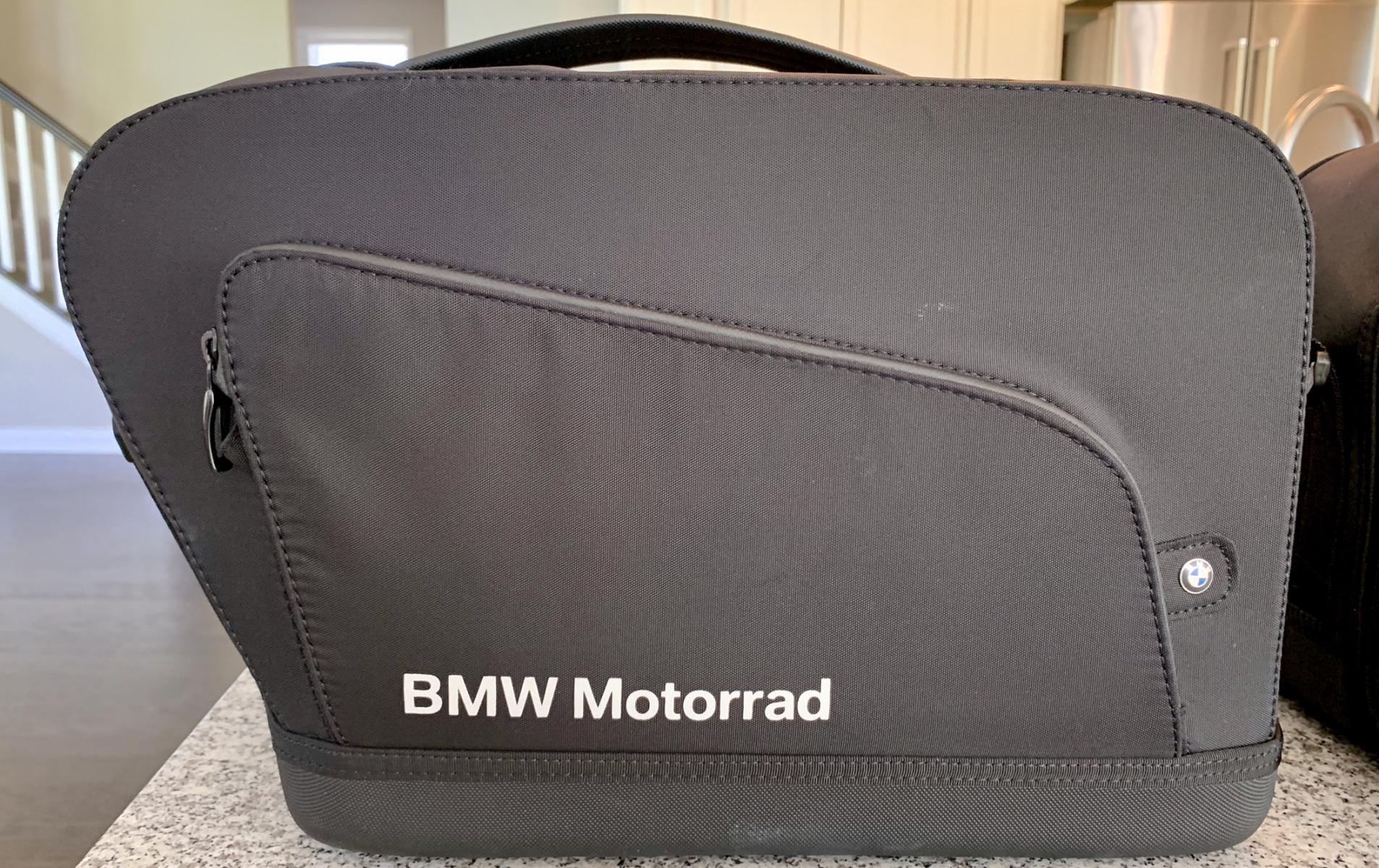 OEM Saddlebag Liners - BMW K1600 Forum : BMW K1600 GT and