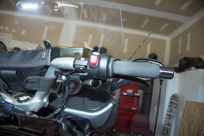 motorcycle garage door openerMoDoor Garage Door Opener Install  BMW K1600 Forum  BMW K1600