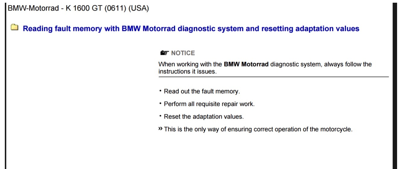 Lurchiness decreased? - Page 2 - BMW K1600 Forum : BMW K1600 GT and