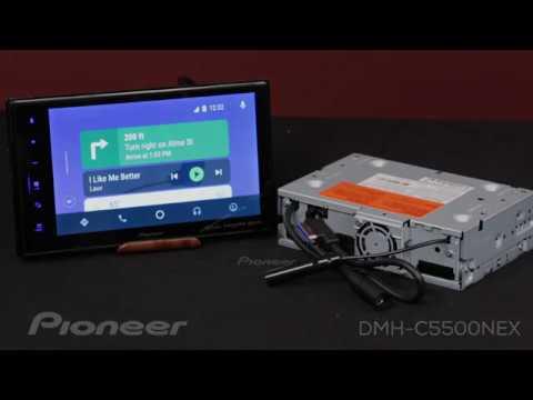 Pioneer DMH-C5500NEX - BMW K1600 Forum : BMW K1600 GT and GTL Forums