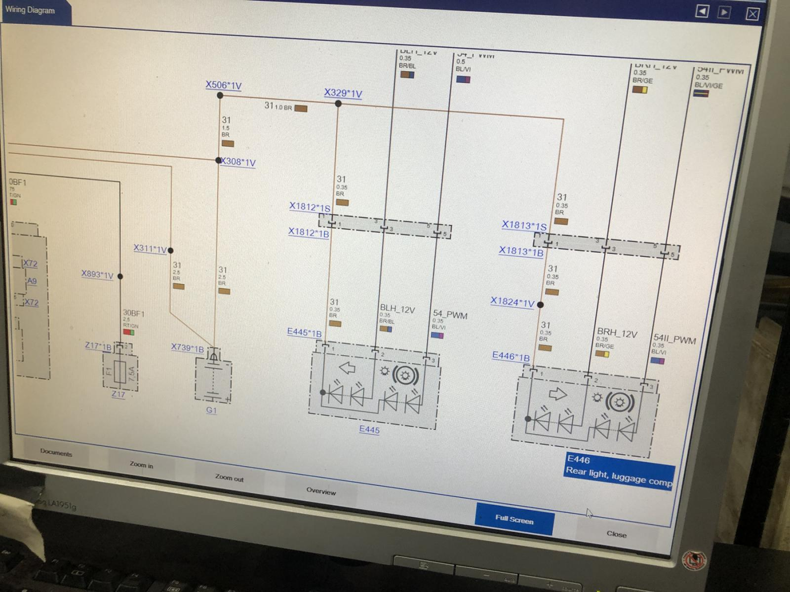 Bmw Wiring Color Code - Wiring Diagrams on