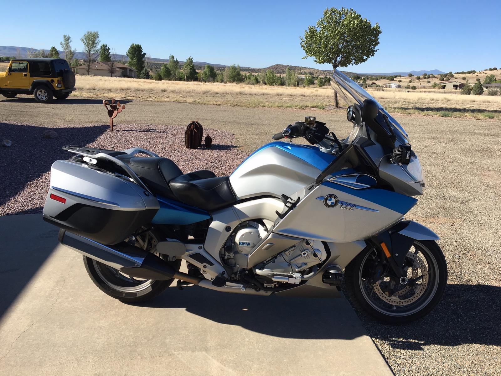 Adventures in Vinyl Wrapping - Page 11 - BMW K1600 Forum