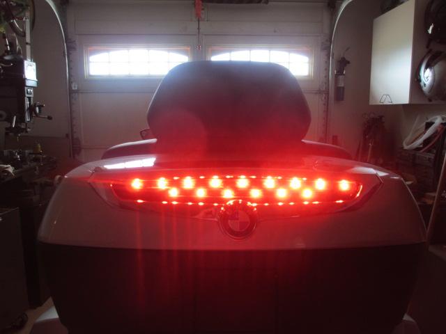 P3 Or Hyperlights In Top Case Bmw K1600 Forum Bmw