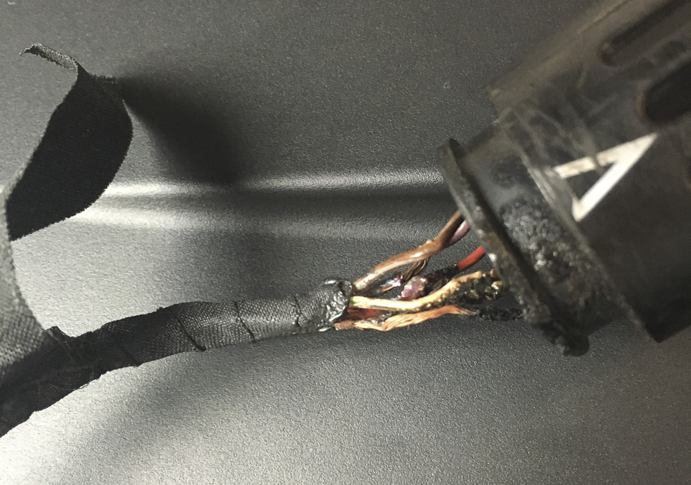 Need Help Finding The Part Number For Top Case Harness