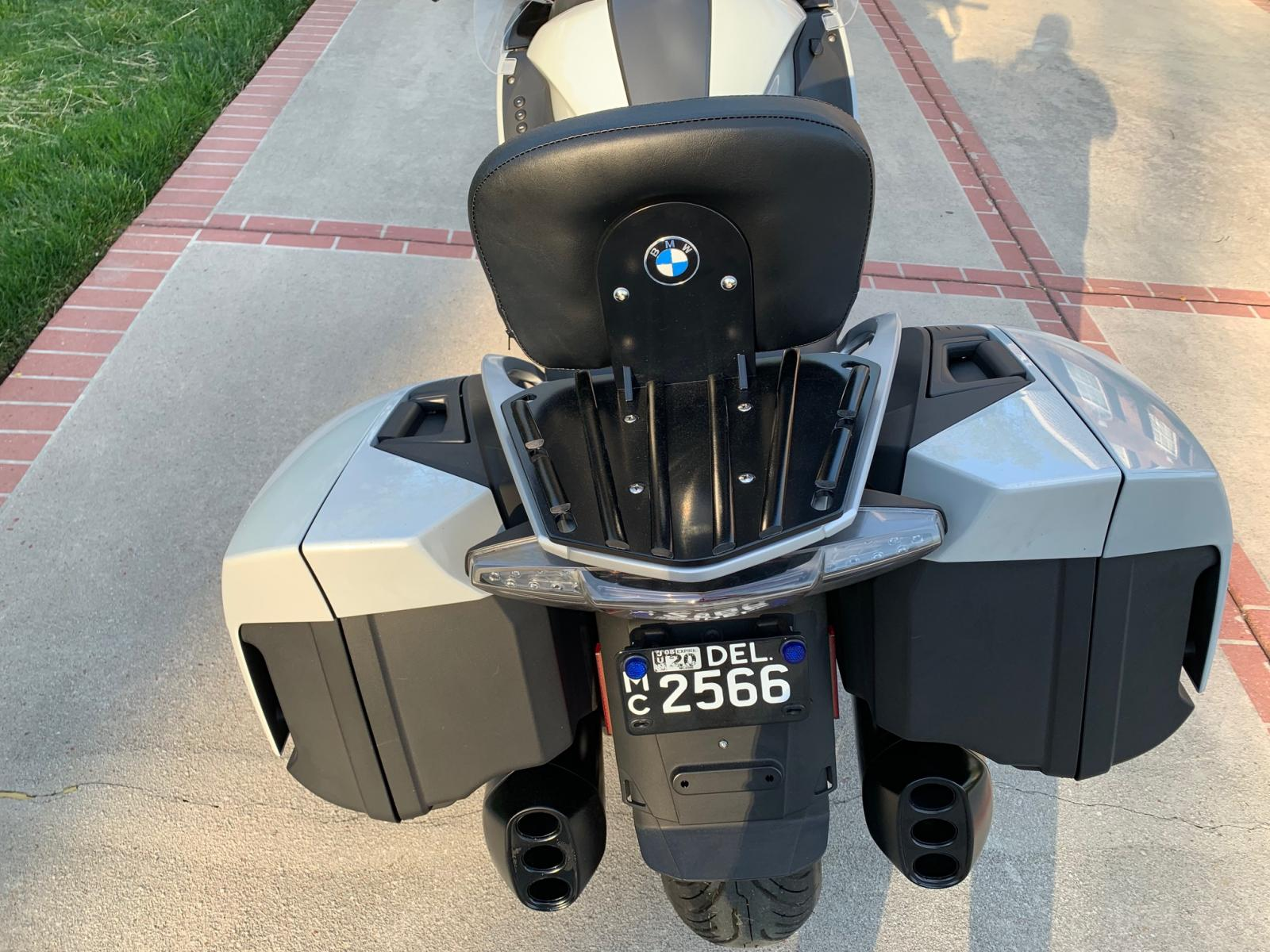 BMW Of Wilmington >> 2013 BMW K1600GT with Painted accessories - BMW K1600 ...