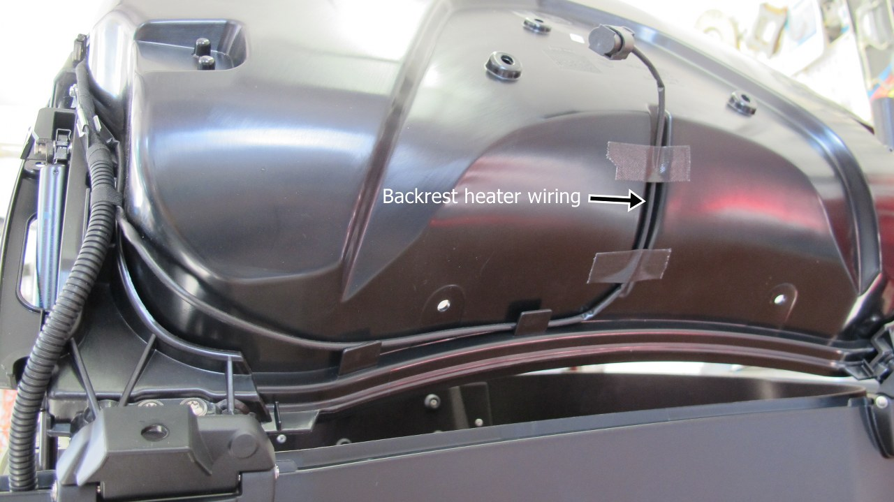 Topcase Led And Skene Design Iq-160 Wiring
