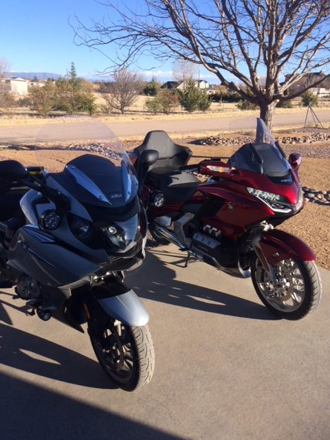 Not your Dad's Gold Wing - BMW K1600 Forum : BMW K1600 GT and GTL Forums