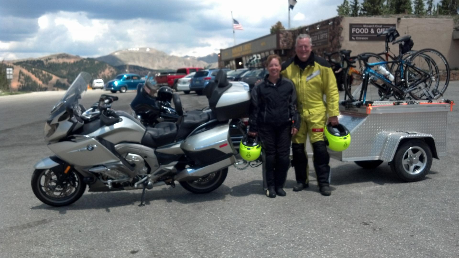 Towing a trailer questions - BMW K1600 Forum : BMW K1600 ...