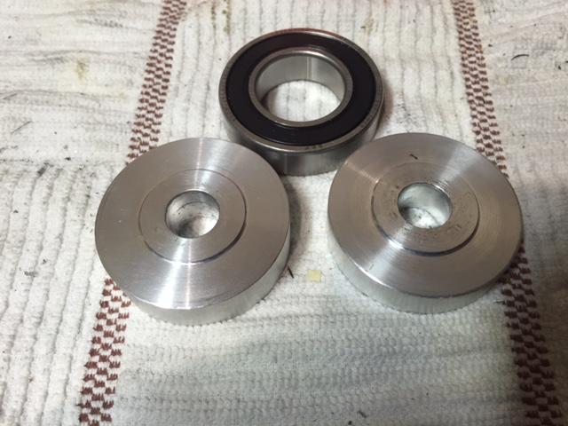 WRP Front Wheel Bearing Kit BMW K1600GT//GTL 2010-2015
