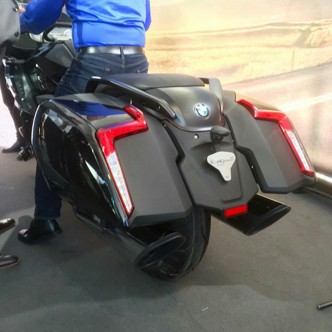 and the k1600 bagger is out page 3 bmw k1600 forum. Black Bedroom Furniture Sets. Home Design Ideas