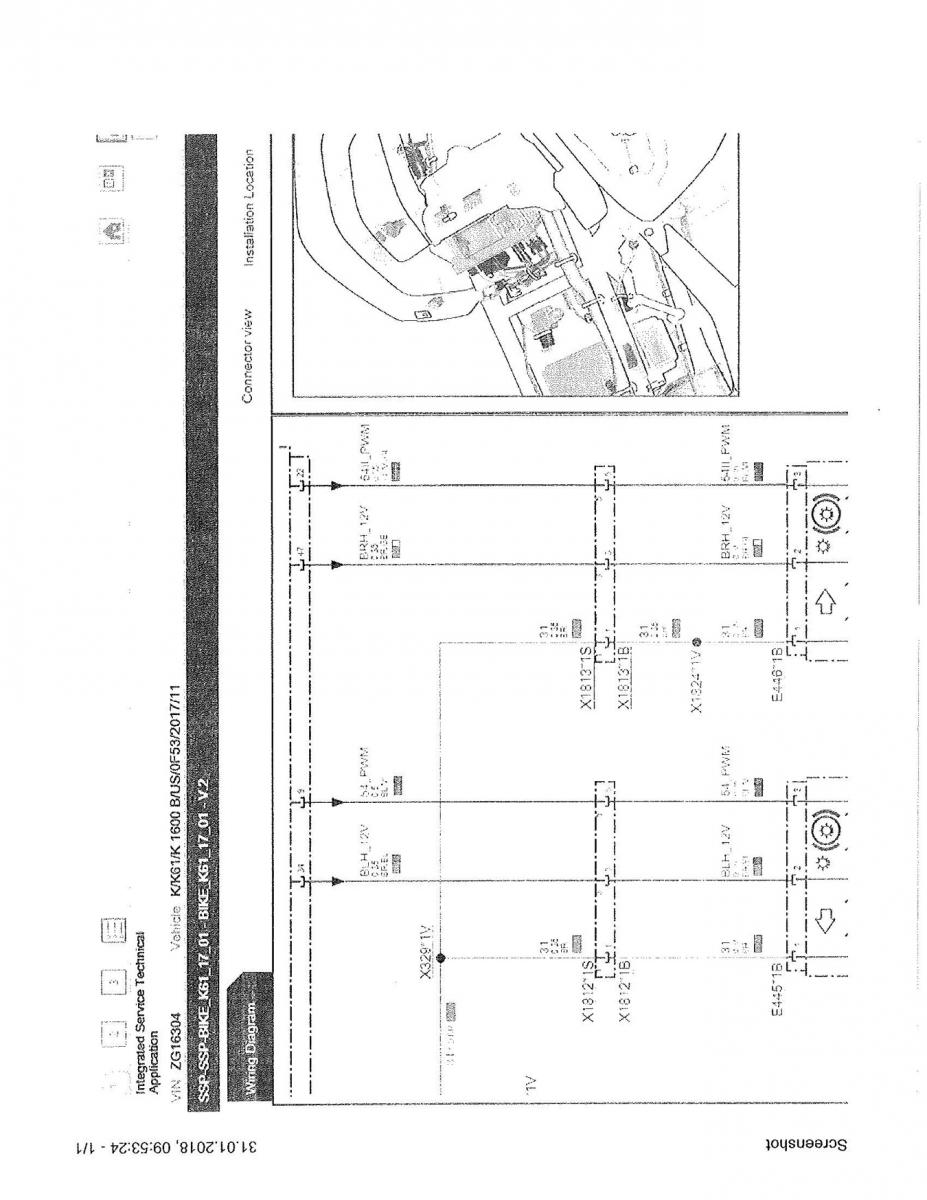 Turn Signal Wiring Color Codes - Page 3