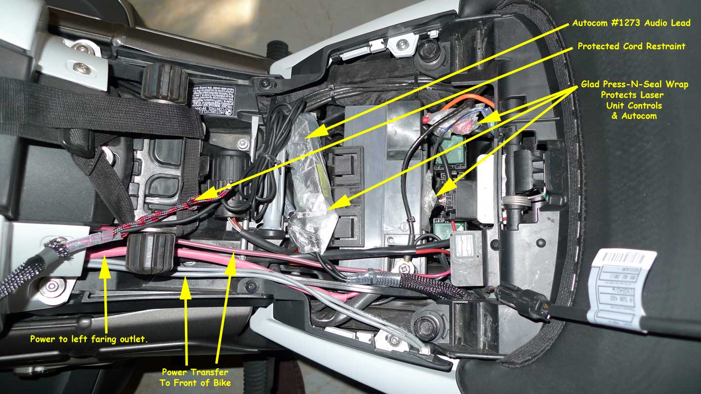 Bmw S1000rr Fuse Box Wiring Diagram Motorcycle Rls Latest Autocom Connections K1600 Forum Gt And Ducati 999