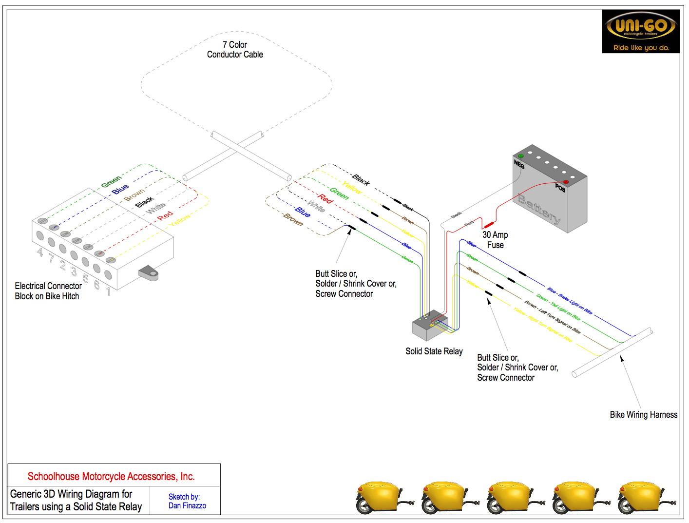 Troubleshooting Trailer Lights >> Troubleshooting Trailer Wiring Unigo Page 2 Bmw K1600
