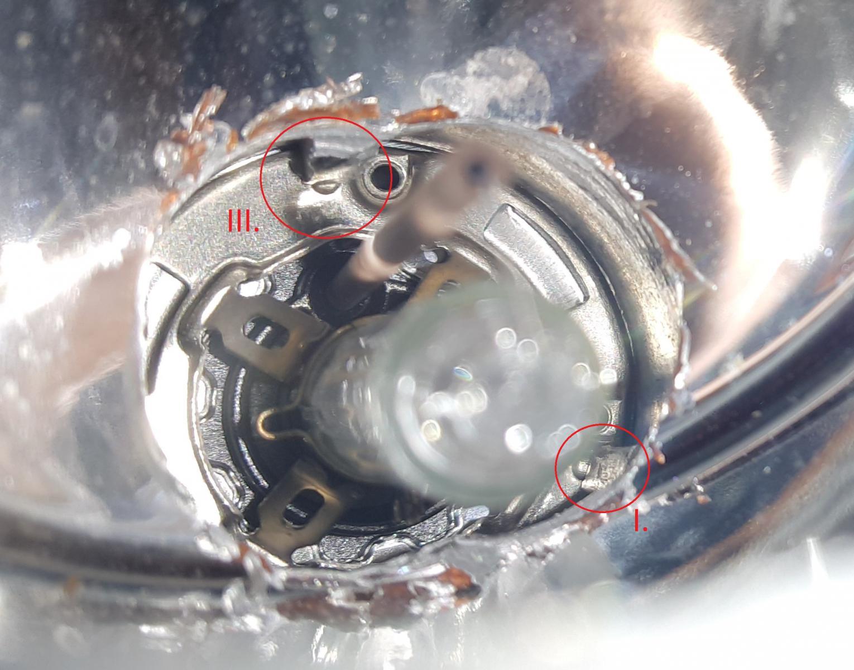 Xenon Bulbs For K1600 Headlight Bmw K1600 Forum Bmw