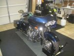 coyotek's 2012 Harley RoadGlide Custom