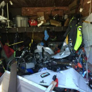 Garage Incident August 5, 2015